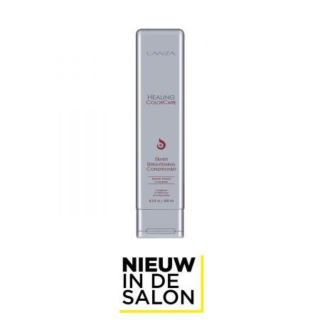 Nieuw in de salon: L'ANZA Silver Brightening Shampoo