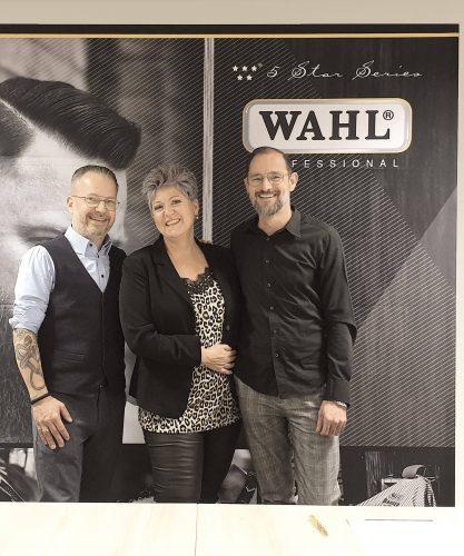 Vonkeman en van Gils kiezen weer voor Wahl en Moser Academy