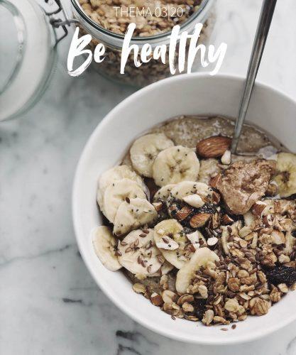 Beauty dieet voor gezond haar en een gezonde (hoofd)huid