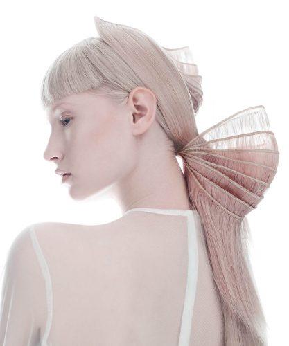 Feeërieke haarcollectie