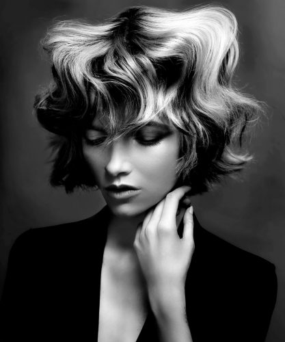 Blond inspiration from Paris