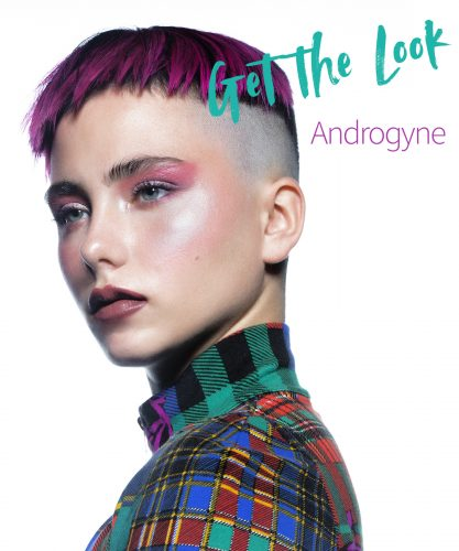 Get the Look: Androgyne – crew cut