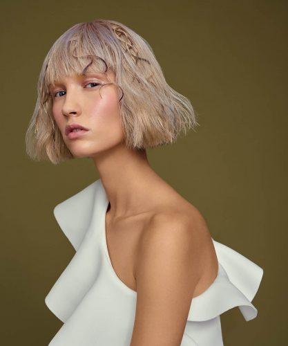 Behind the cover: deze haarcollectie viert de tijdloze schoonheid van de natuur