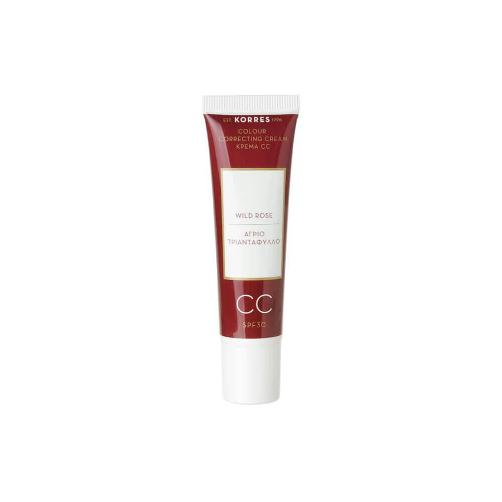 Wild Rose Colour Correcting Cream SPF30 Medium