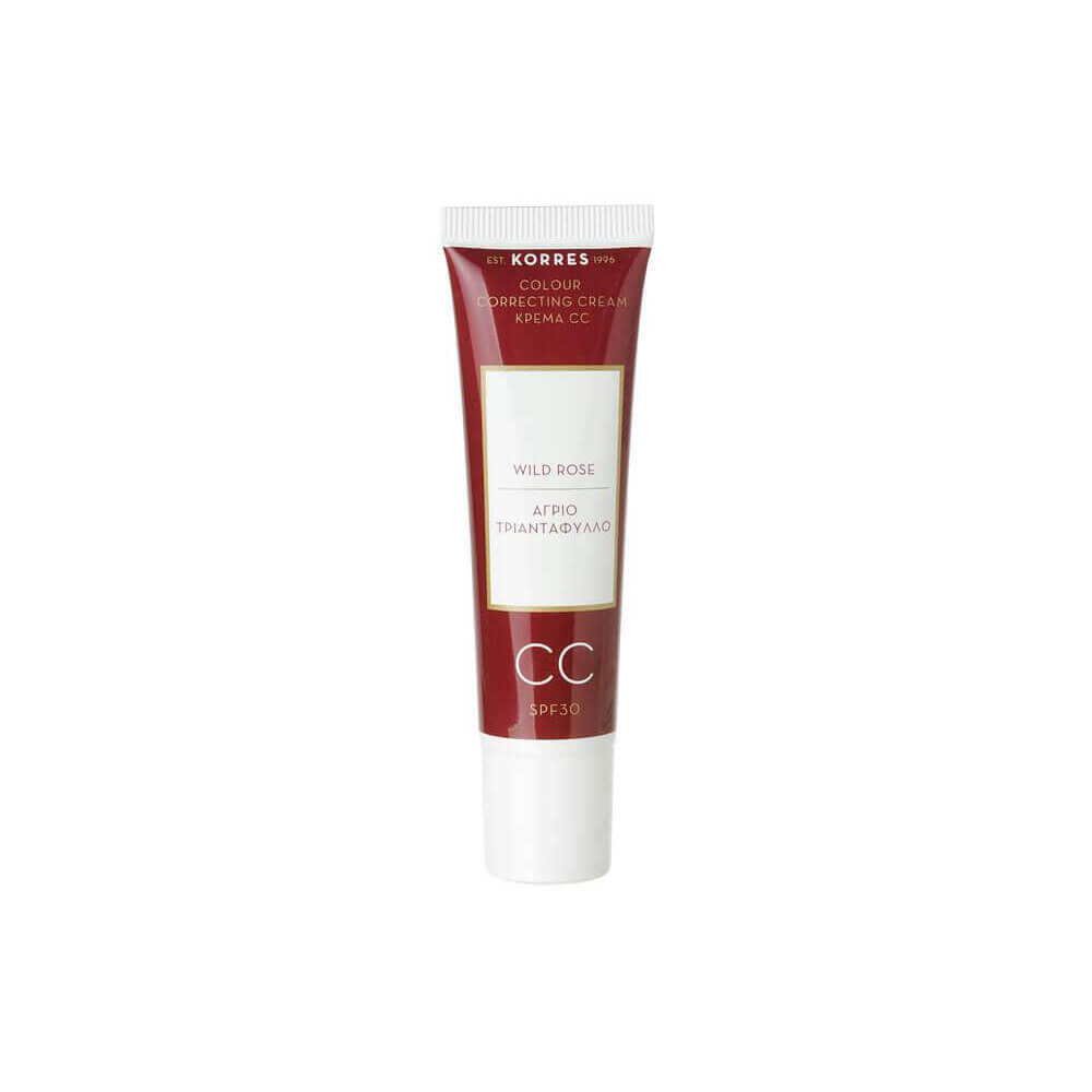 Wild Rose Colour Correcting Cream SPF30