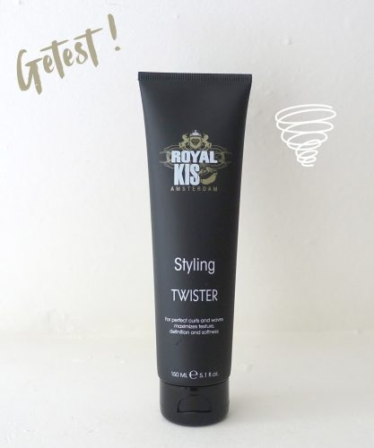 Getest: Royal KIS Twister Curl Cream