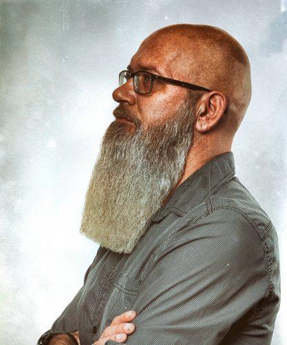 Zo laat je een echt grote én mooie baard groeien