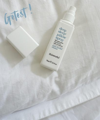 Getest: This Works Deep-sleep Pillow Spray