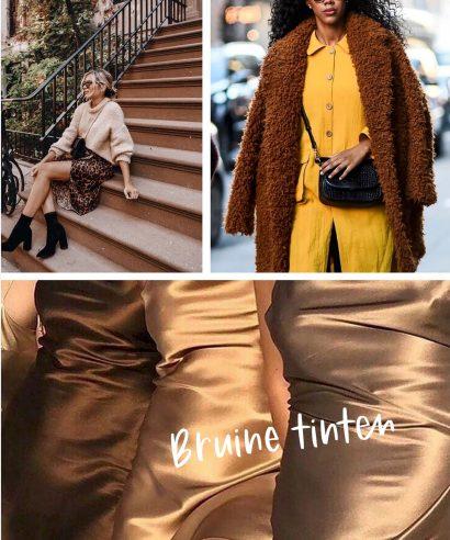 Deel 3 in de serie Bruin: Iedereen ervaart een kleur anders