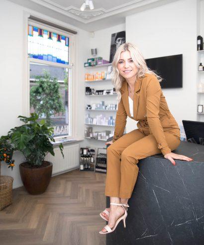 De salon van Linda van Grootheest