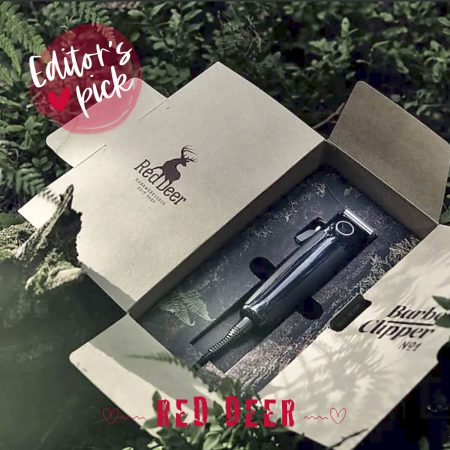 Editor's pick: Red Deer Barbertools