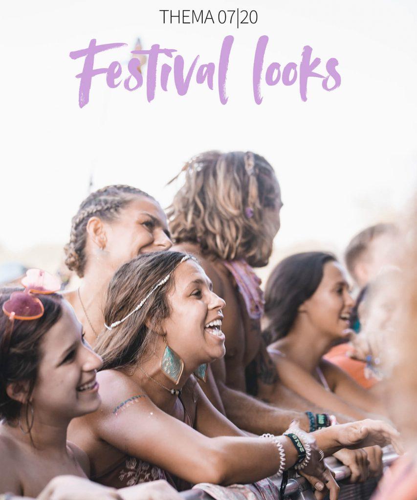 Festival looks