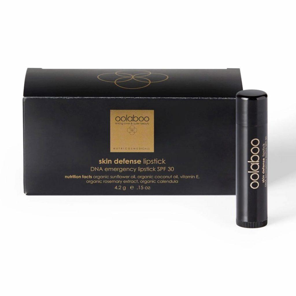 Skin defense dna emergency lipstick SPF 30