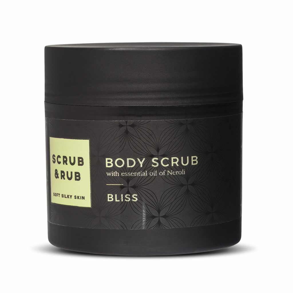 Body Scrub Bliss