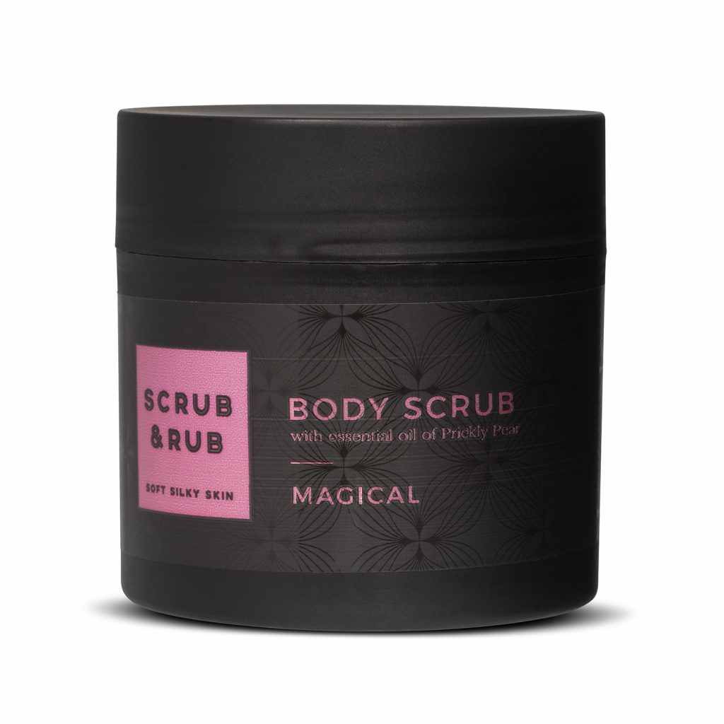Body Scrub Magical