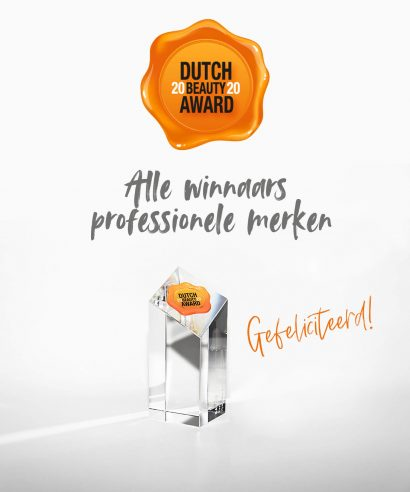 Dutch Beauty Award 2020: de professionele winnaars