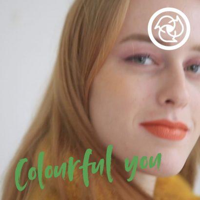 Colourful you