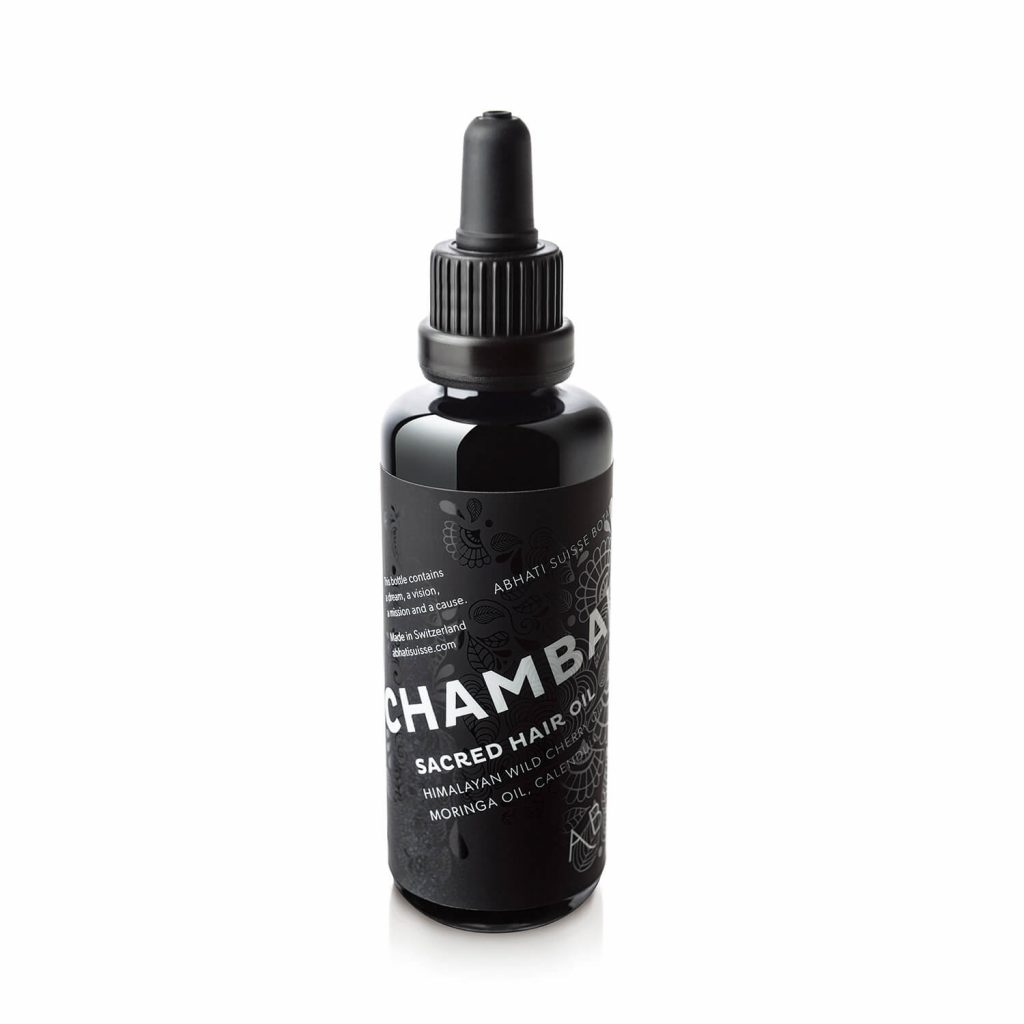 Chambal Sacred Hair Oil