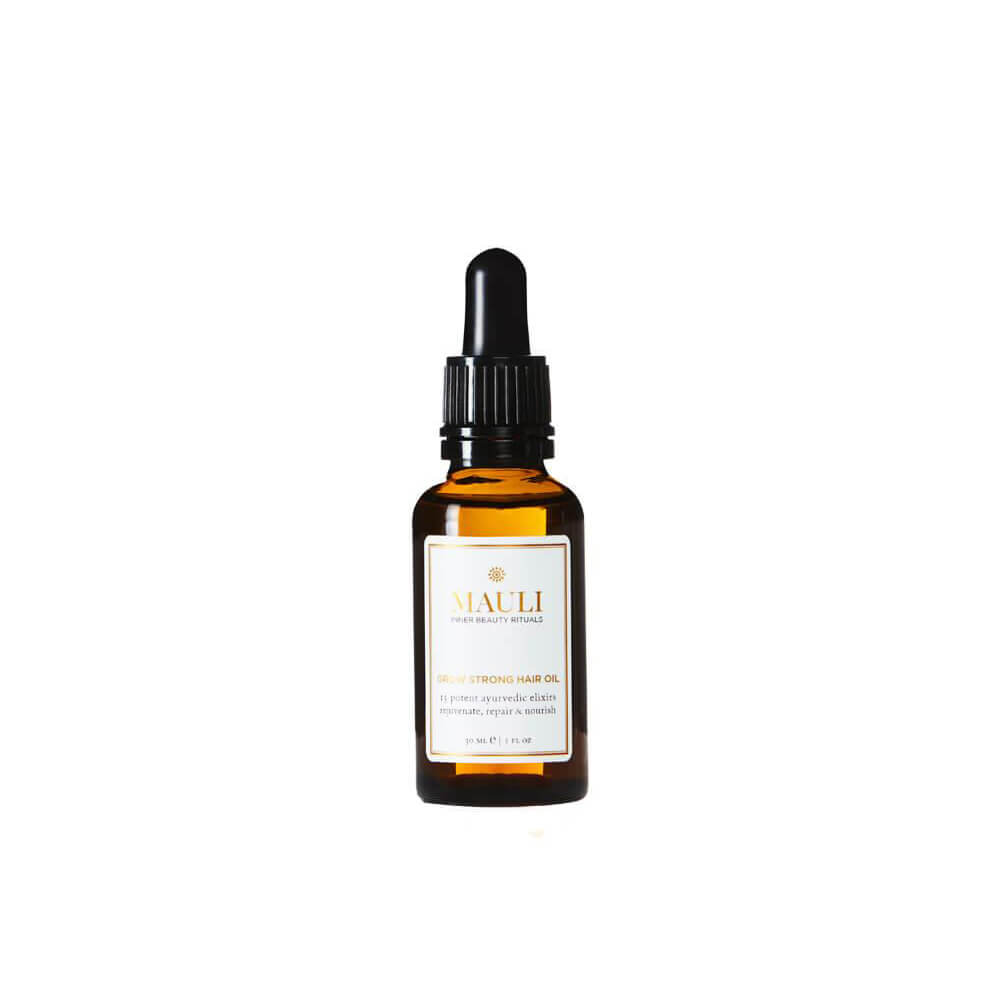Grow Strong Hair Oil