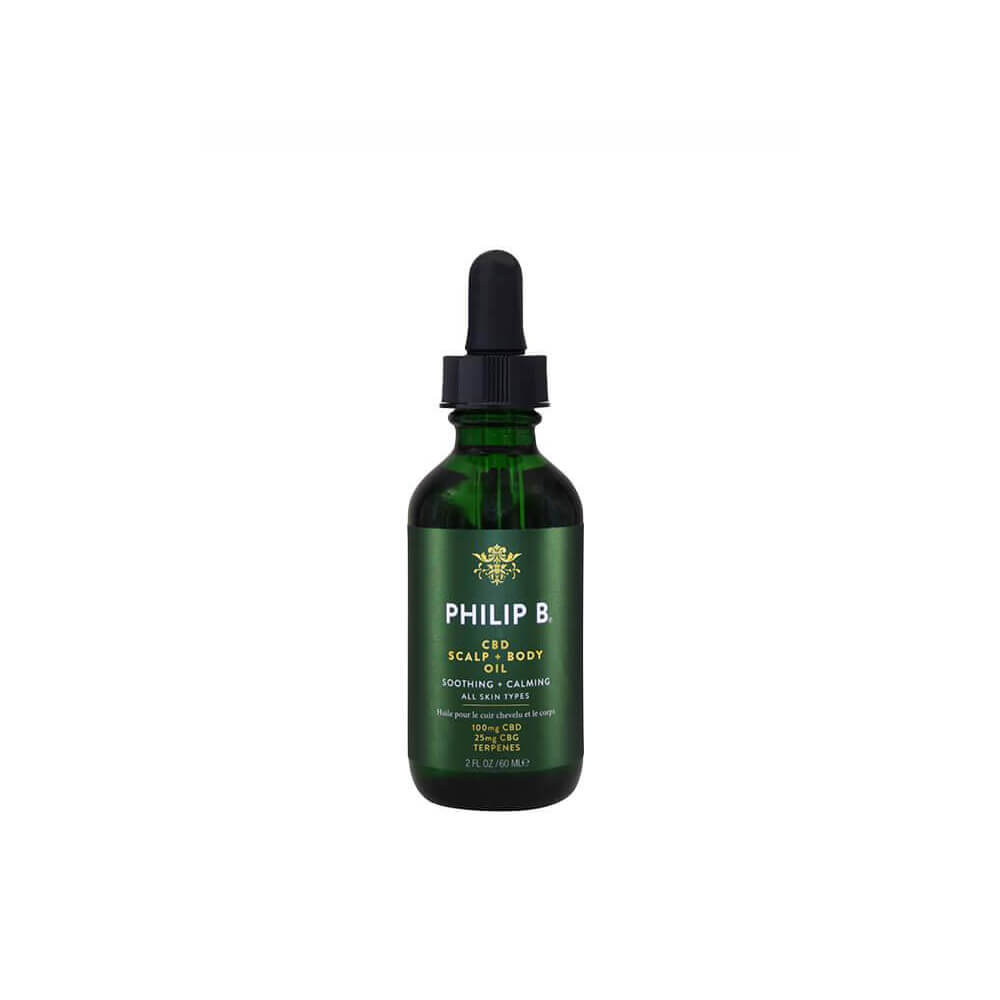 CBD Scalp + Body Oil