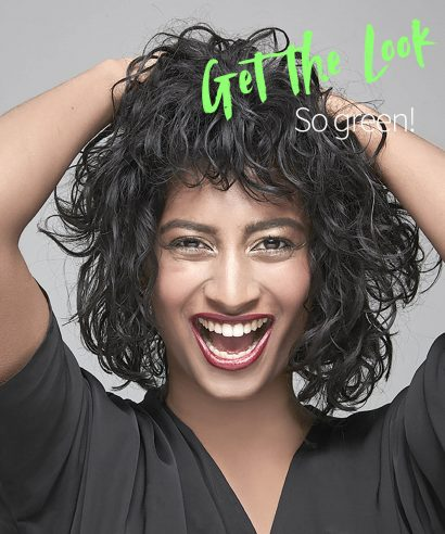 Get the Look: So green