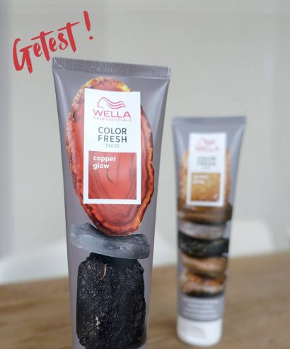 Getest: Wella Professionals Color Fresh Mask in Copper Glow