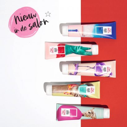 Nieuw in de salon: Wella Professionals Color Fresh Mask