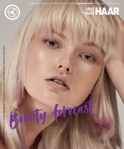 Behind the cover: blond haar van kort tot schouderlengte