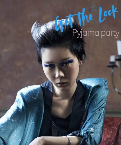 Get the Look: Pyjama party