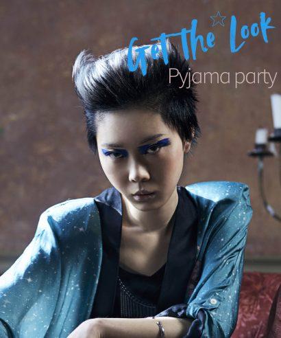 Get the Look: Pyjama party