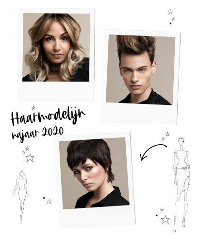 De nieuwe Haarmodelijn najaar 2020-2021
