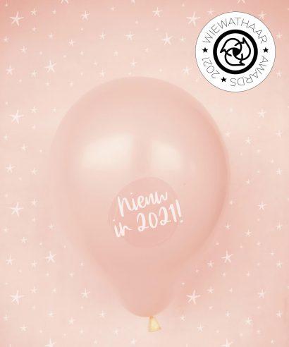 Nieuw: de WieWatHaar Awards 2021
