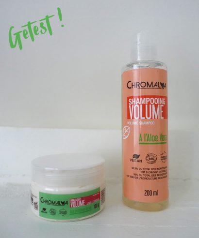 Getest: Chromalya Volume Shampoo en Masker