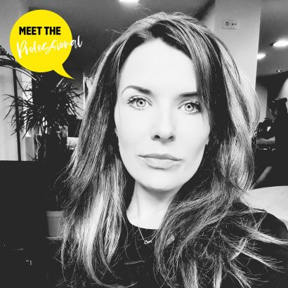 MEET THE PRO | Simone Bos van Nexxt House of Hair