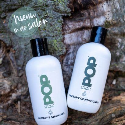 Nieuw: POP Therapy Shampoo & Conditioner