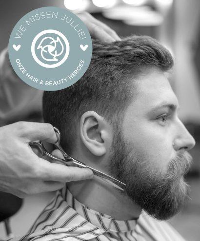 Geef je barber een compliment!