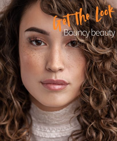 Get the Look: Bouncy beauty