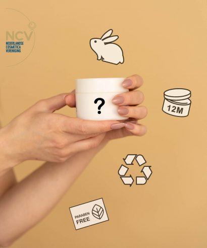Wat zegt het etiket over jouw product?