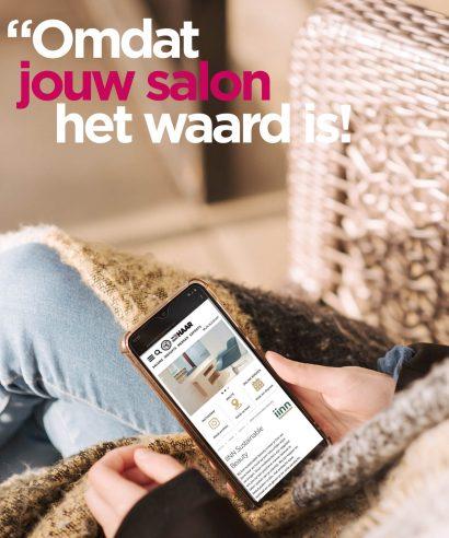 Gratis upgrade op WieWatHaar | omdat jouw salon het waard is!
