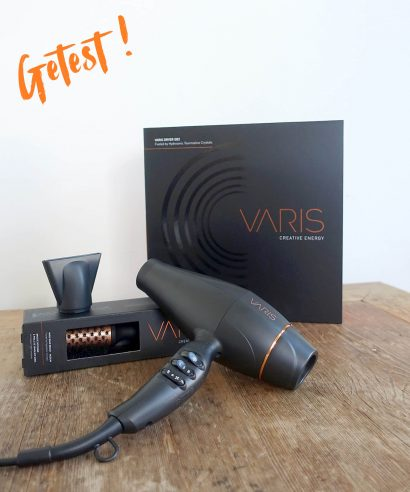 Getest: VARIS SB2 Hairdryer & Boar Brush