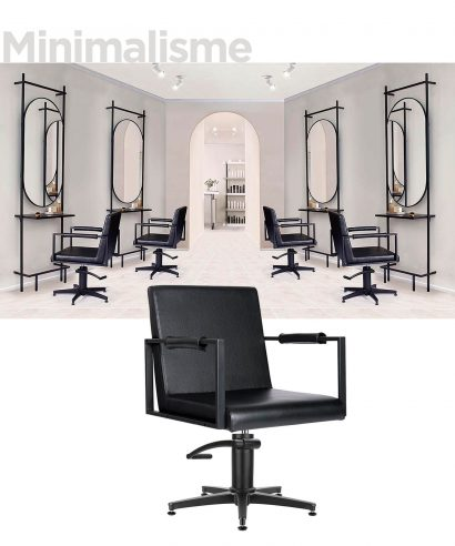 Minimalisme in de salon