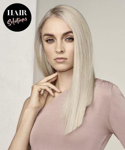 Blonderen zonder het haar te beschadigen, kan dat?