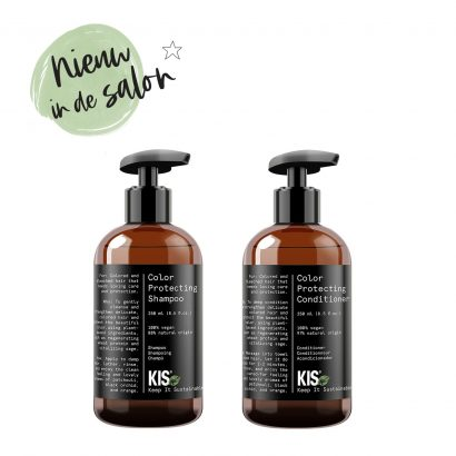 Nieuw in de salon: KIS Green