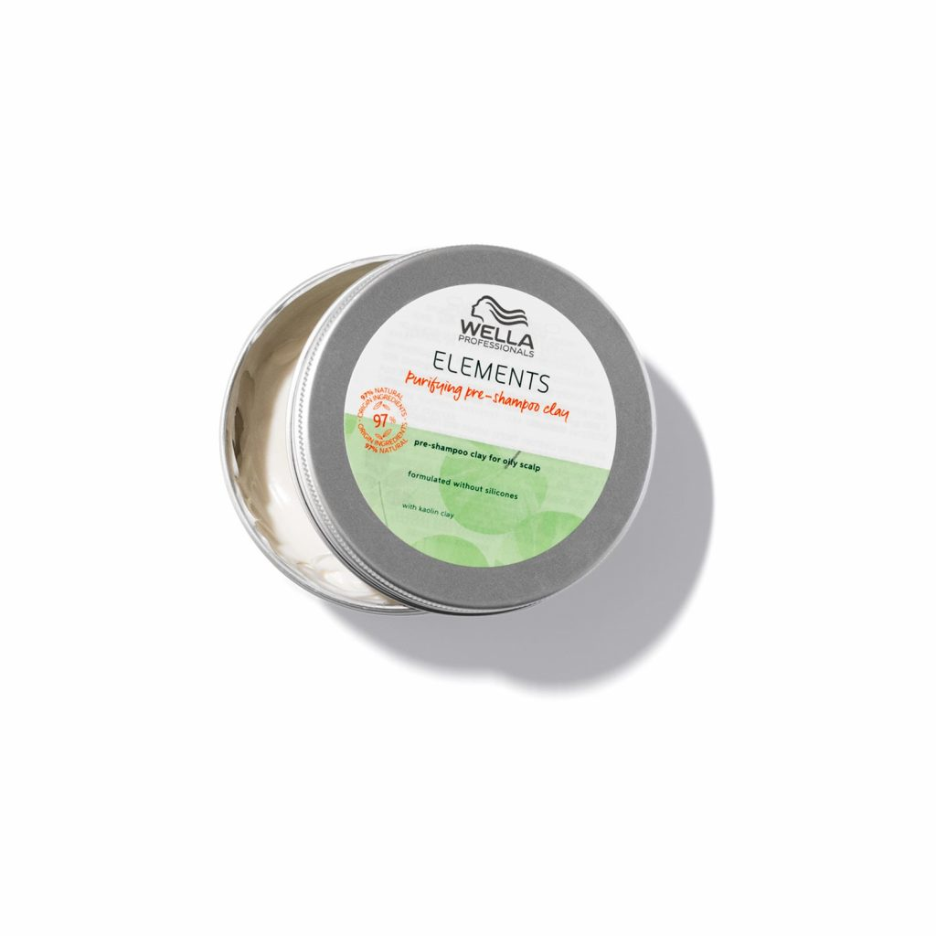 Elements Purifying Pre-Shampoo Clay