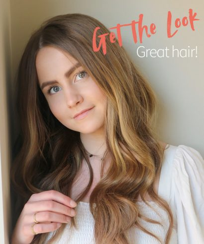 Get the Look: Great Hair
