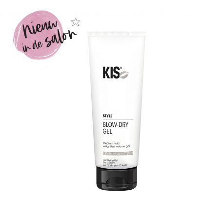 Nieuw in de salon: KIS Blow-Dry Gel