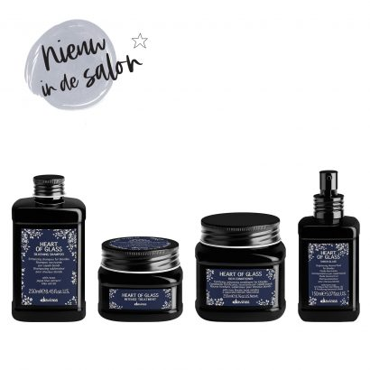 Nieuw in de salon: Davines Heart of Glass