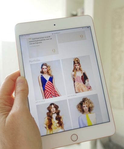 Staat jouw haarstijl of make-up creatie straks in ons lookbook?