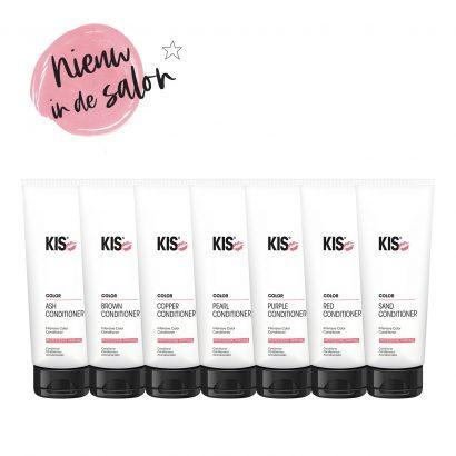 Nieuw in de salon: KIS Color Conditioner
