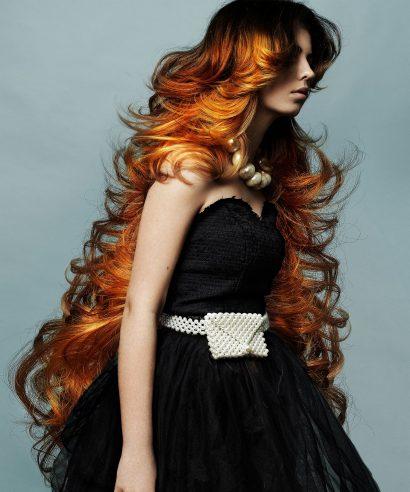 Kleur brengt weer vreugde in het haar!